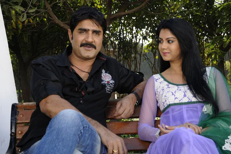 Srikanth And Kamna In Pushyami Film Makers Movie