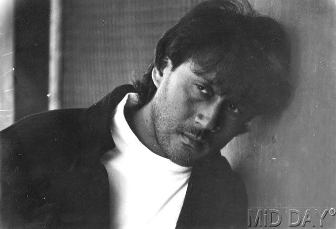 Jackie Shroff Minus His Trademark Moustache Look Still