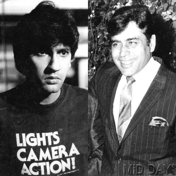 Rajendra Kumar And Son Kumar Gaurav - 71.8KB