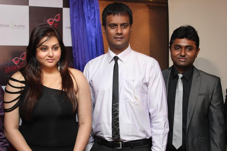 Namitha Kapoor Clicked At Chennai Plastic Surgery Beauty Because Club