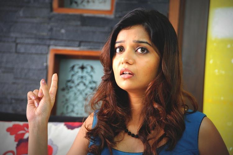 Swati Reddy Cute Face Look Still From Swamy Ra Ra Movie