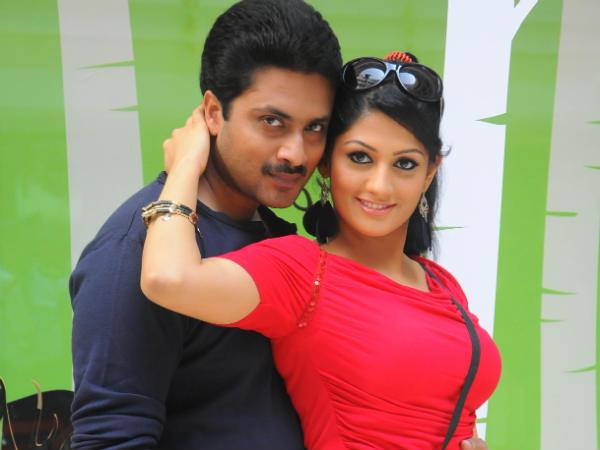 Radhika Kumaraswamy Cool Look Still From Sweety Nanna Jodi Movie