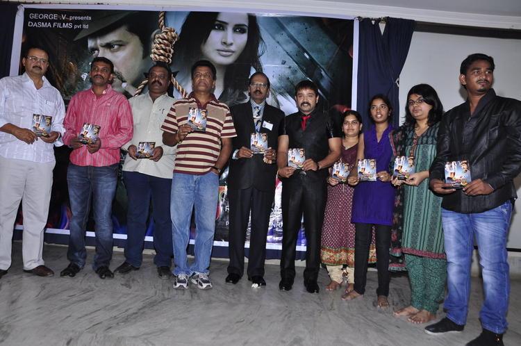 Kiran With The Team Launch The Audio Of Movie Nisha