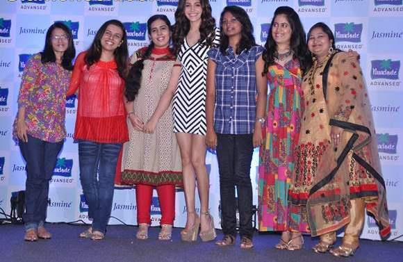 Anushka Sharma Clicked At Parachute Advansed Oil Event