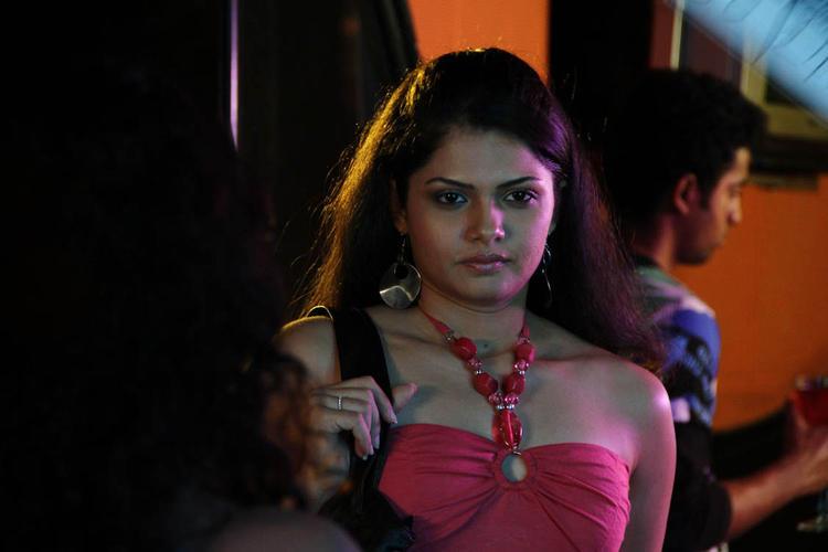 Anuya Bhagvath Sexy Look Still From Nakili Movie