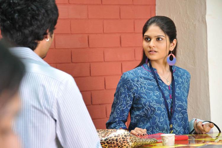 Anuya Bhagvath A Still From Nakili Movie