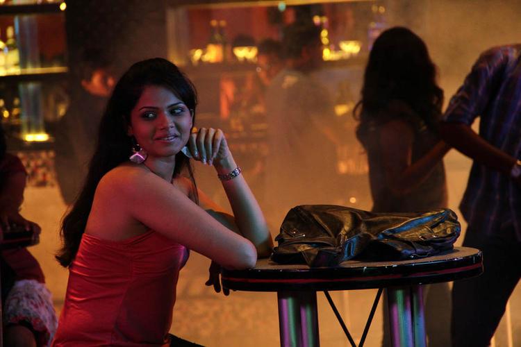 Anuya Bhagvath A Still From From Nakili Movie