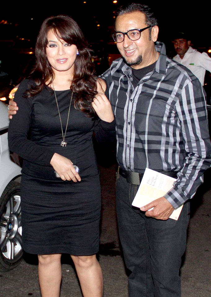 Mahima Chaudhry And Gulshan Grover Smiling Cool At Anuradha Sawhney Vegan Book Launch Event