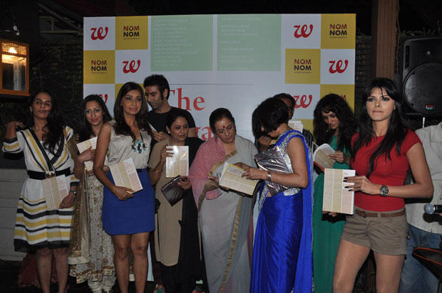Sherlyn,Dipannita,Achla,Poonam And Anju Graced At Anuradha Sawhney Vegan Book Launch Event
