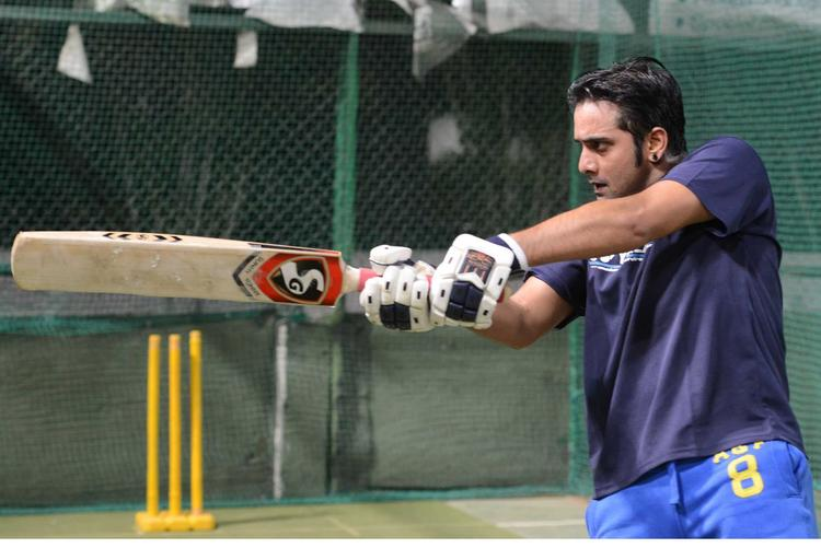 Tarun Kumar Batting Still At In Sports For CCL Season 3