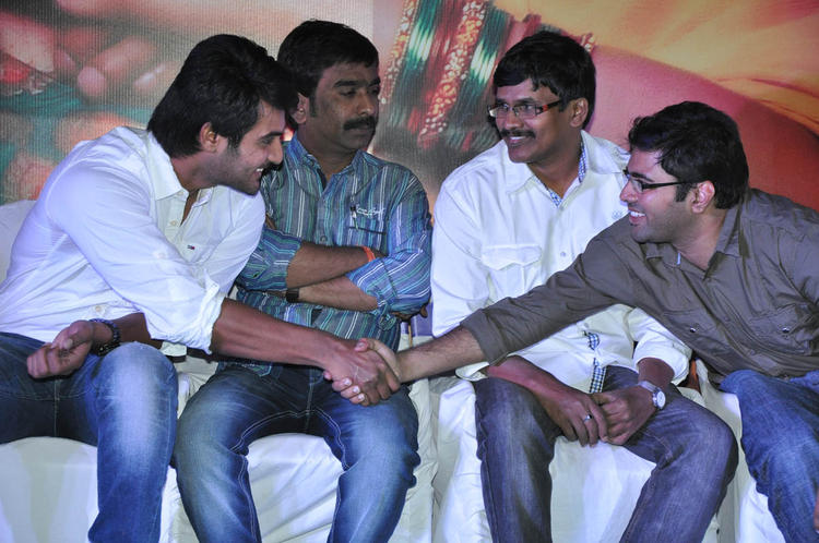 Celeb Guests Are Cooled At Abbai Class Ammai Mass Audio Launch Function