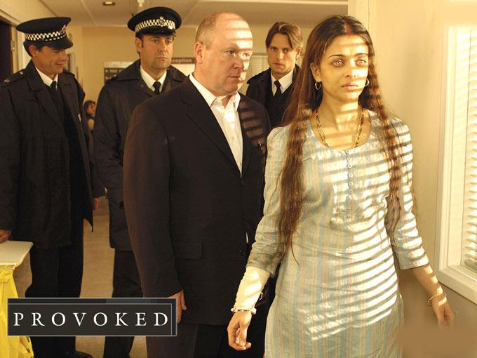 Aishwarya Rai Bachchan A Still From Provoked Movie