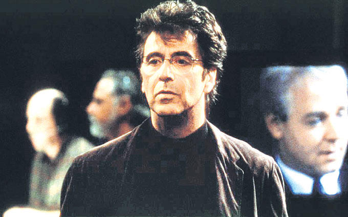 Al Pacino Nice Look In The Insider Movie