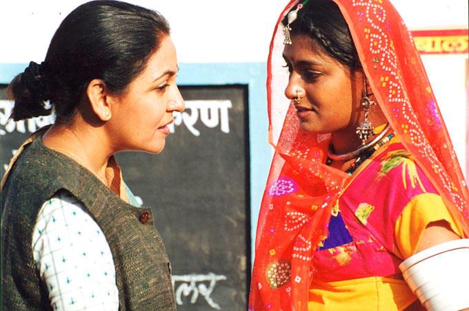 Nandita Das Traditional Look Still From Bawandar Movie