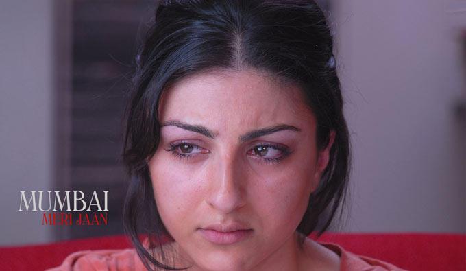 Soha Ali Khan A Still From Mumbai Meri Jaan