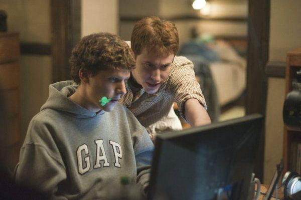 A Still From The Social Network Movie
