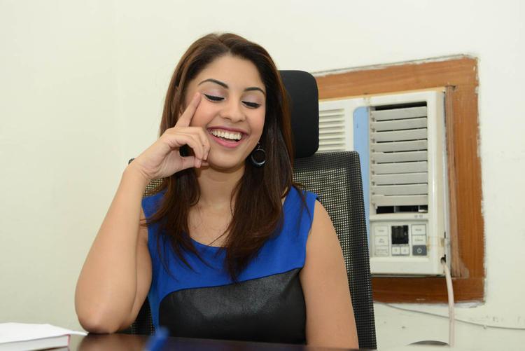 Richa Gangopadhyay Smiling Still