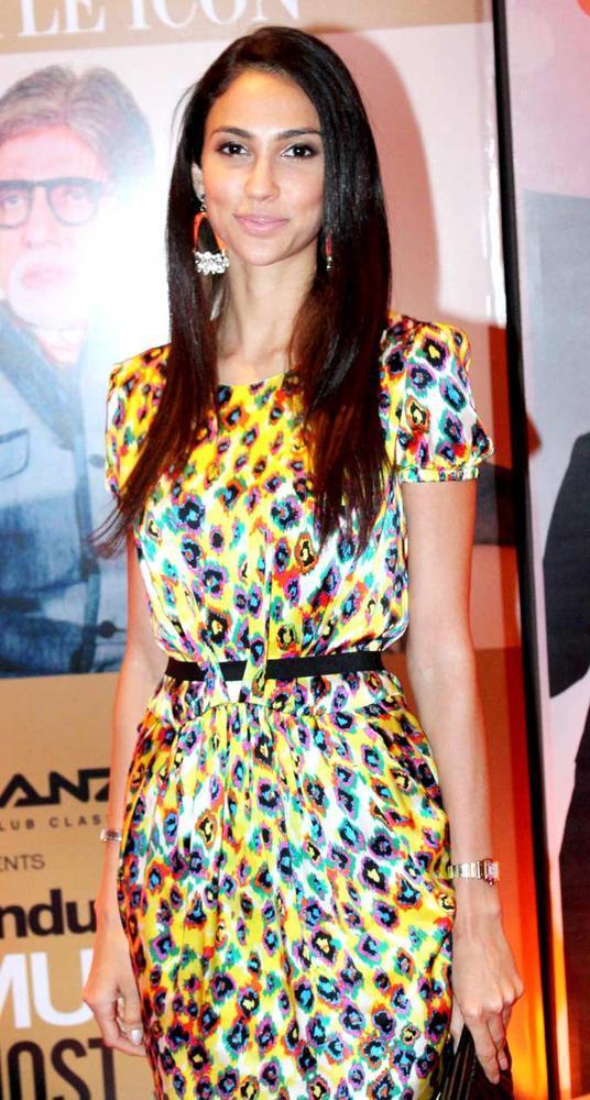 A Celeb Clicked At HT Most Stylish Awards 2013