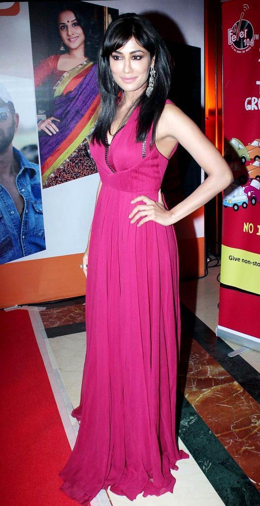 Chitrangada Singh Stylish Glamour Look At HT Most Stylish Awards 2013