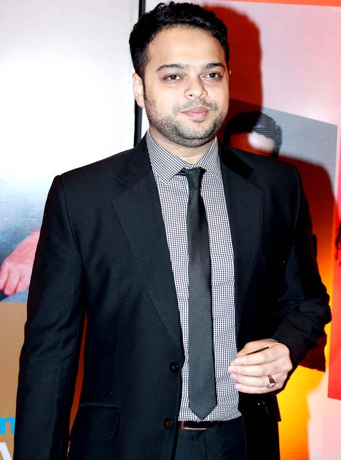 Farhan Azmi Dazzles At HT Most Stylish Awards 2013