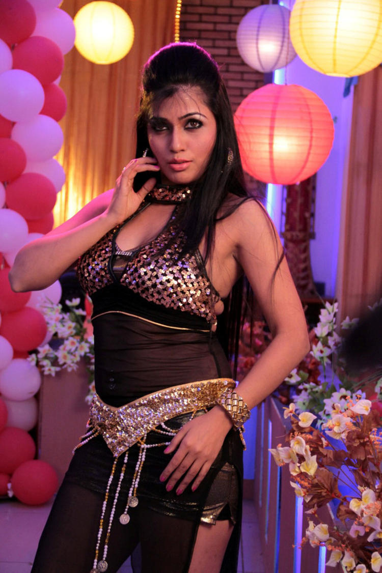 Arthi Puri Exclusive Hot Look Still