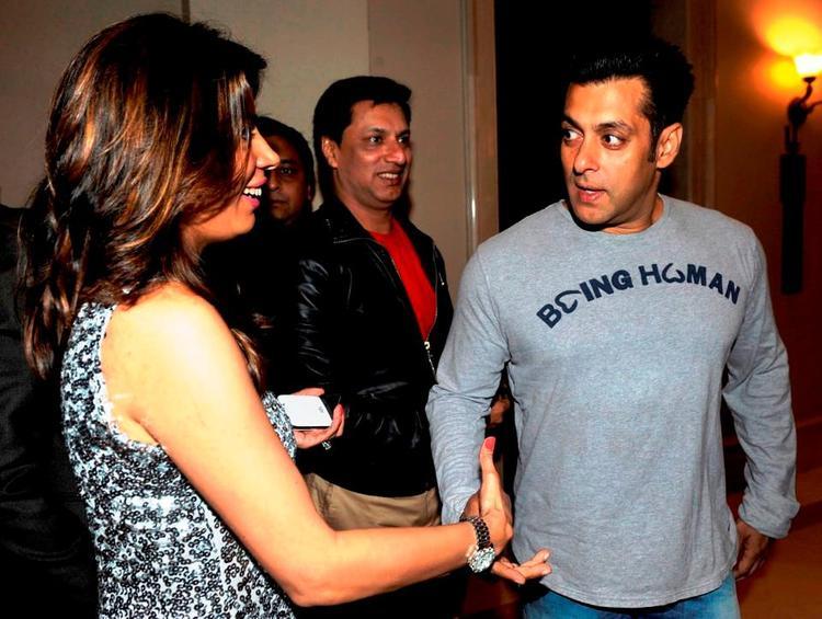 Salman Khan Dazzles At Bombay Times 18th Anniversary Bash 2013