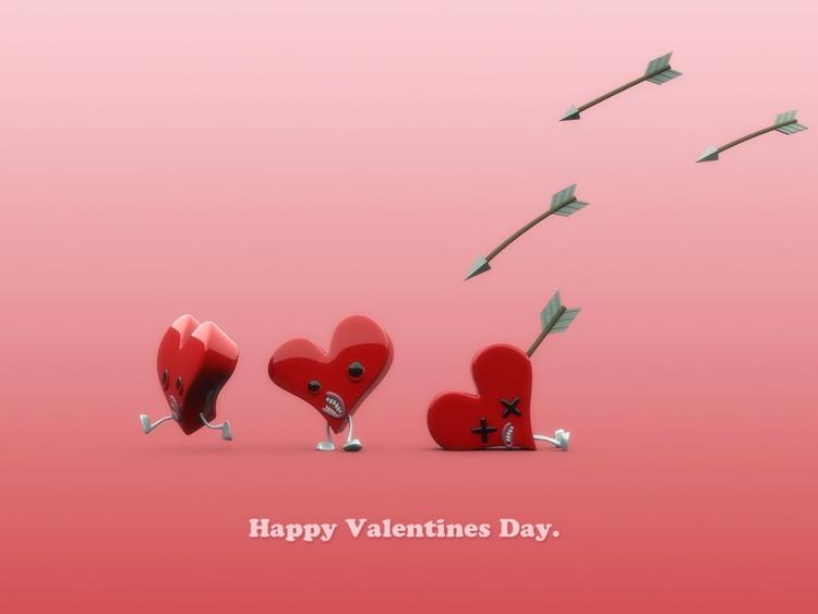 Beautiful Valentines Day 2013 Greetings Wallpapers
