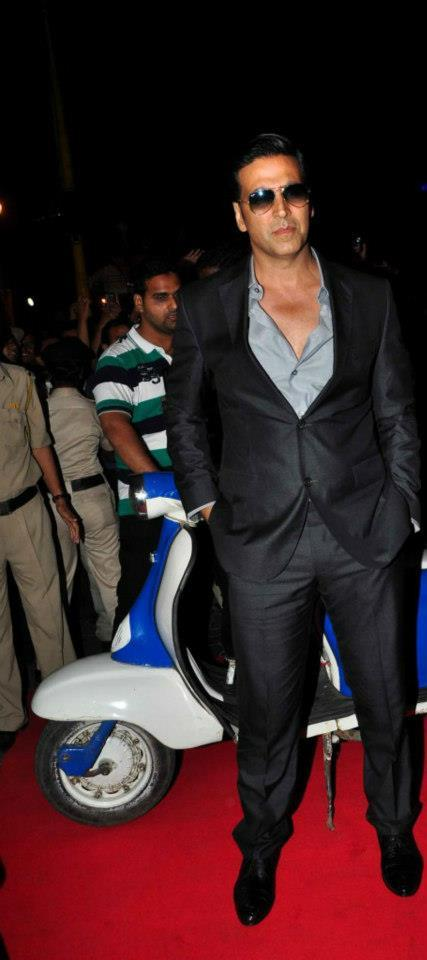 Akshay Dashing Look Photo Clicked At Special Chabbis Audio Release Function