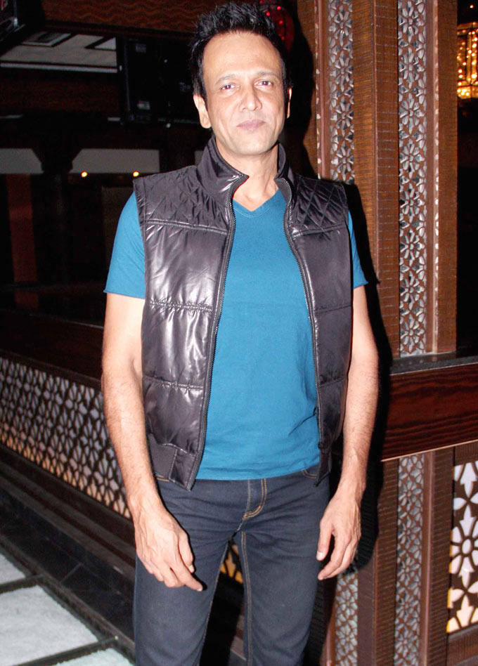 Kay Kay Menon Clicked At Any Body Can Dance Success Bash