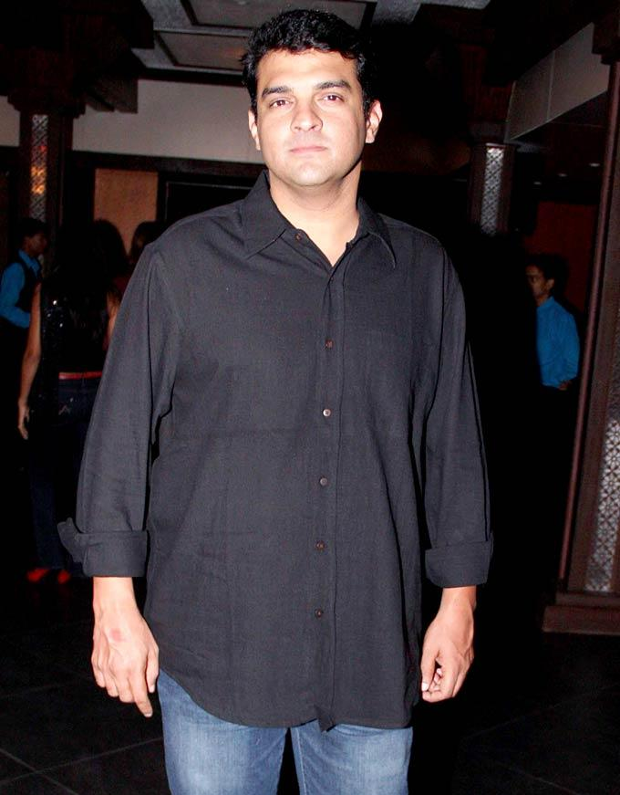 Siddharth Roy Kapur During The Success Bash Of Movie ABCD