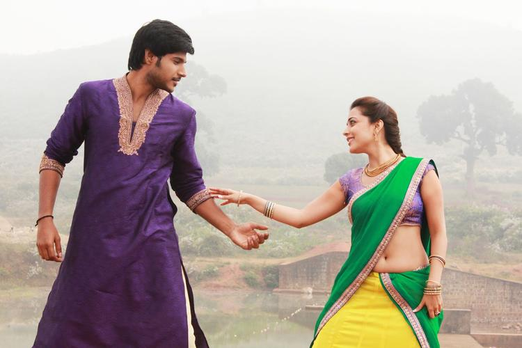 Sundeep Kishan And Nisha Aggarwal Song Still From D.K.Bose Movie