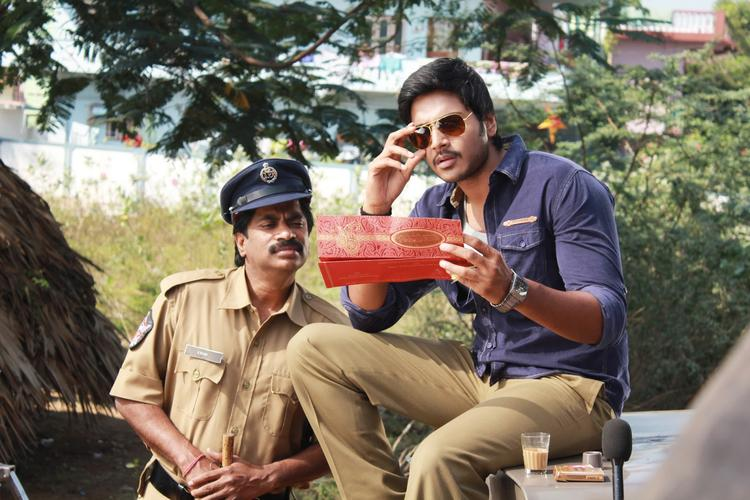 Sundeep Kishan Cool Stylish Look Still From D.K.Bose Movie