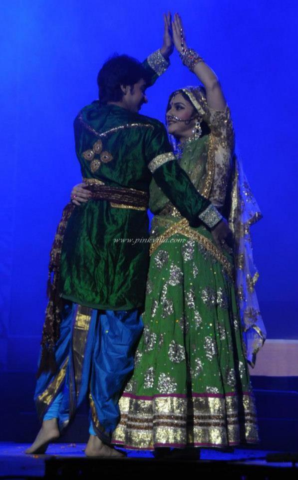 Gracy Singh Danced At Ravindra Natya Mandir