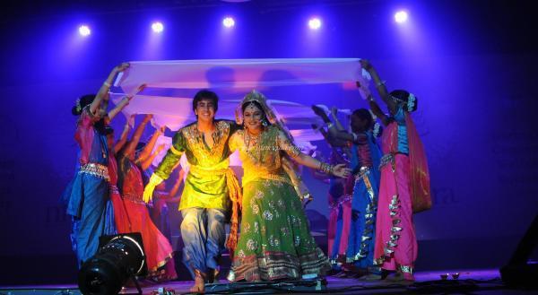 Gracy Singh Performs At Ravindra Natya Mandir