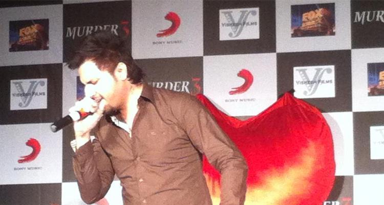 Singer Atif Aslam Performs At Murder 3 Music Success Party