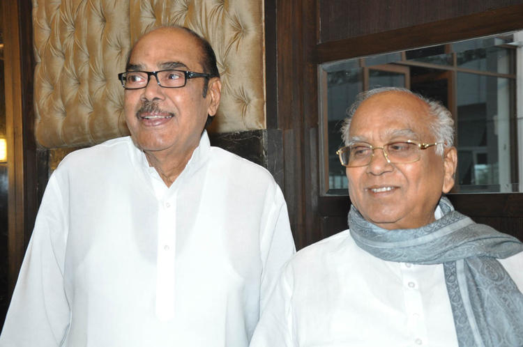 ANR With A Friend Snapped At ANR Award Ceremony Function