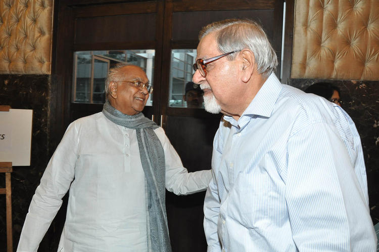 ANR With A Friend Spotted At ANR Award Ceremony Function
