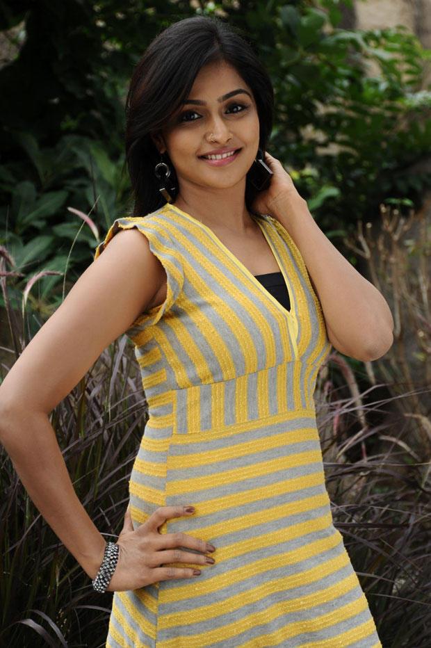 Remya Nabeeshan Glamour Look Still From Telugabbai Movie