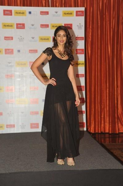 Ileana Sexy Pose At Launch Of Filmfare Special Award Issue