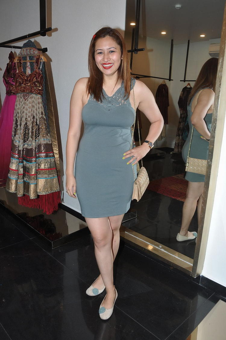 Jwala Gutta Glamorous Look Photo Still In A Mini Dress