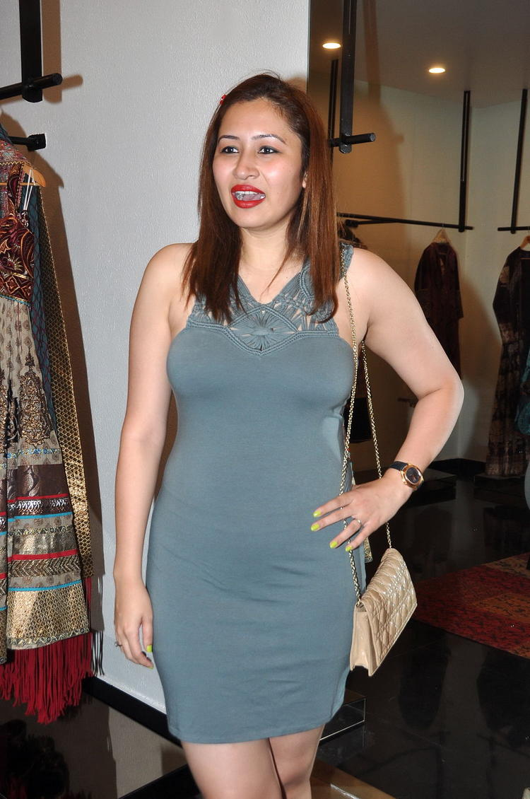Jwala Gutta Looked Ravishing In A Tight Ensemble