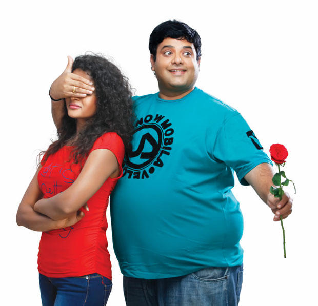 Krishnudu And Sonia Deepti Latest Photo Still From Movie Mr Manmadha