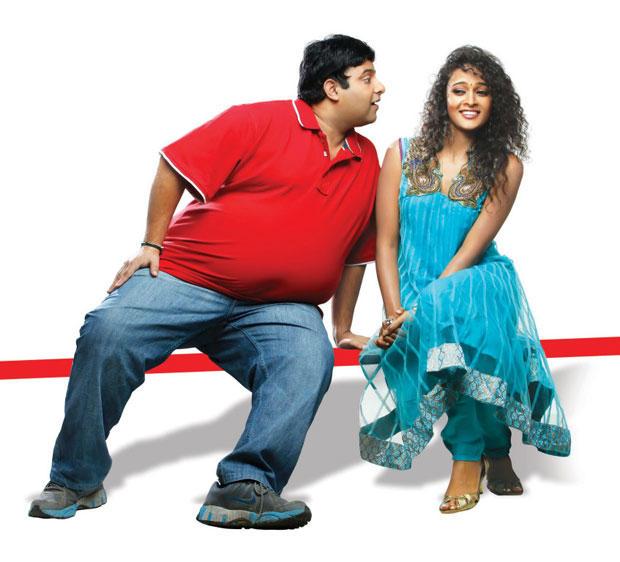 Krishnudu And Sonia Deepti Romance Photo Still From Movie Mr Manmadha