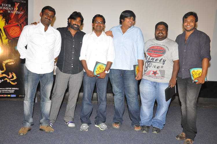 Vijay,Karthik And Others Graced At Pizza Movie Premier Show Press Meet Event
