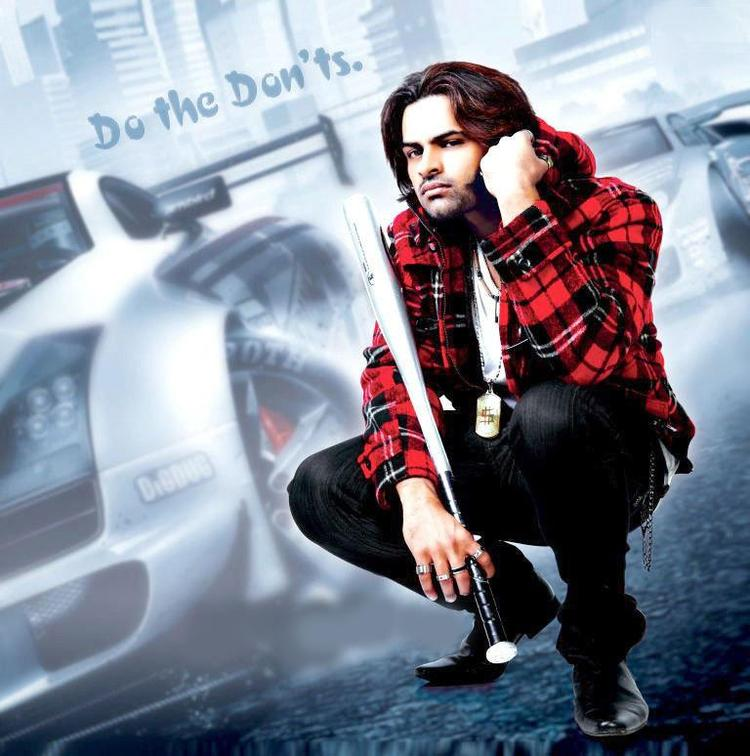 Sai Dharam Tej Nice Look Photo Still From Movie Rey