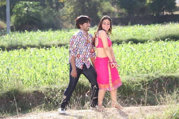 Srinivas And Aksha Song Photo Still From Movie Rye Rye