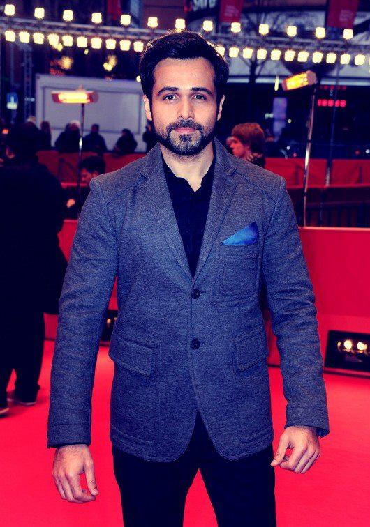 Emraan Hashmi Dapper Look In Suit At The 63rd Berlin Film Festival