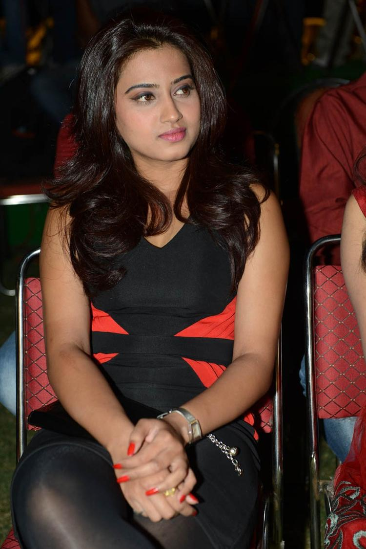 Dimple Sizzling Look At Romance Movie First Look Teaser Launch Event
