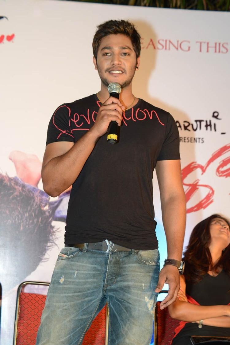 Prince Speaks Still At Romance Movie First Look Teaser Launch Event