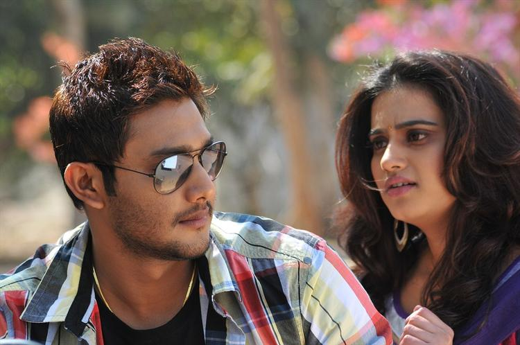 Prince And Dimple In Romance Telugu Movie